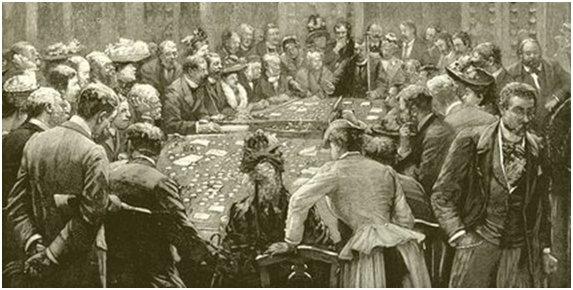 online casinonun kökeni ve tarihi
